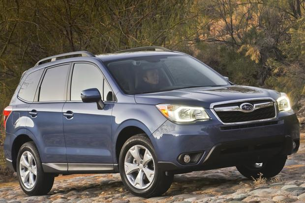 2013 Subaru Forester: New Car Review featured image large thumb0
