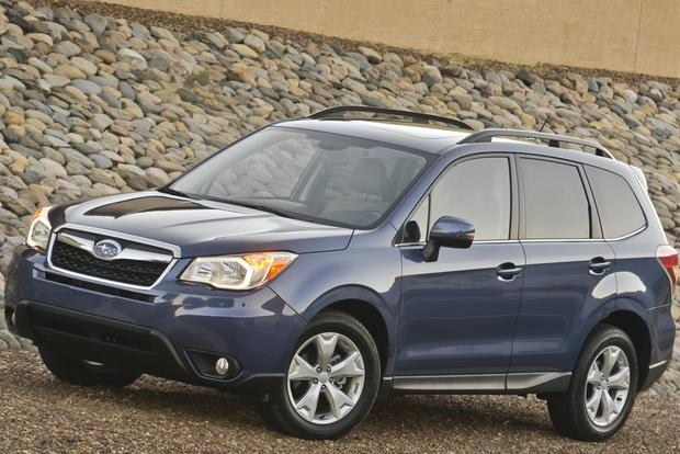 2013 Subaru Forester: New Car Review featured image large thumb1