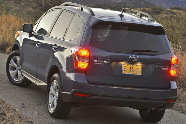 2013 Subaru Forester: New Car Review featured image large thumb2