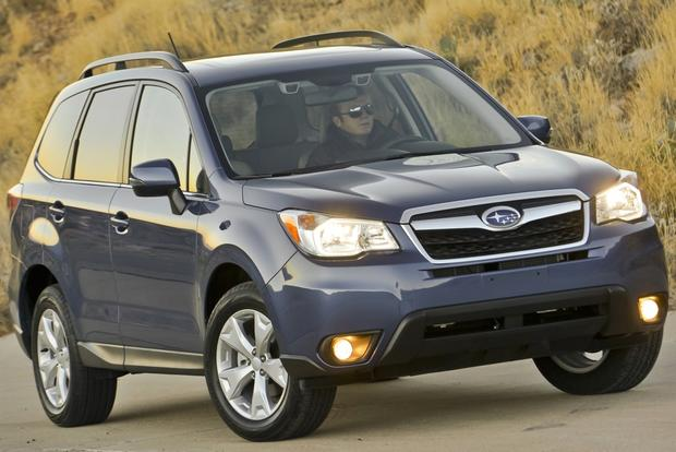 2013 Subaru Forester: New Car Review featured image large thumb3