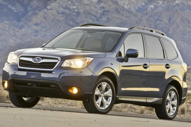 2013 Subaru Forester: New Car Review featured image large thumb4