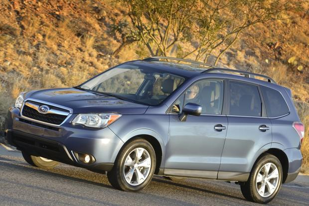 2013 Subaru Forester: New Car Review featured image large thumb5