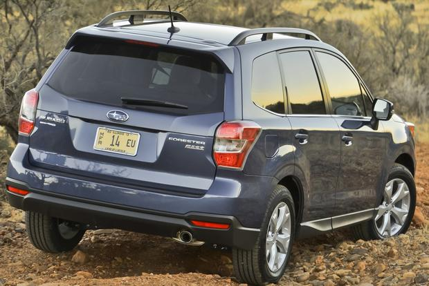 2013 Subaru Forester: New Car Review featured image large thumb6