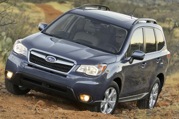 2013 Subaru Forester: New Car Review featured image large thumb7