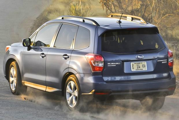 2013 Subaru Forester: New Car Review featured image large thumb8