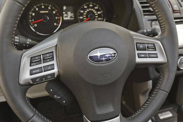2013 Subaru Forester: New Car Review featured image large thumb10