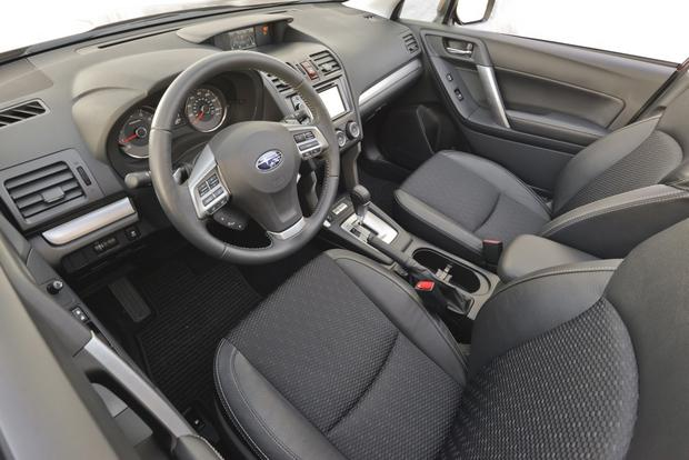2013 Subaru Forester: New Car Review featured image large thumb11