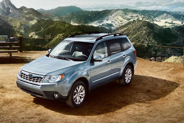2013 Subaru Forester: OEM Image Gallery featured image large thumb0