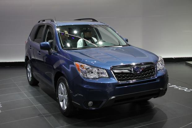 2014 Subaru Forester: LA Auto Show featured image large thumb0