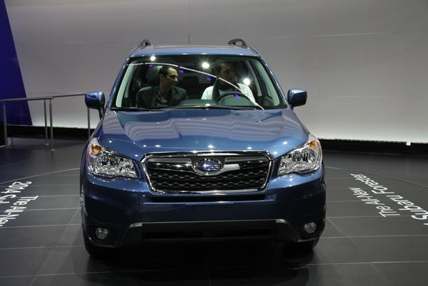 2014 Subaru Forester: LA Auto Show featured image large thumb1