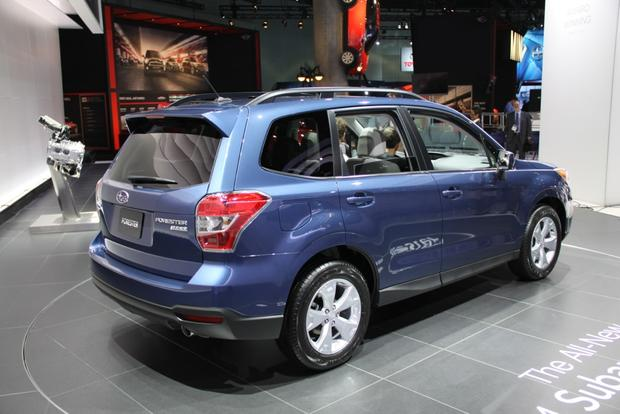 2014 Subaru Forester: LA Auto Show featured image large thumb3