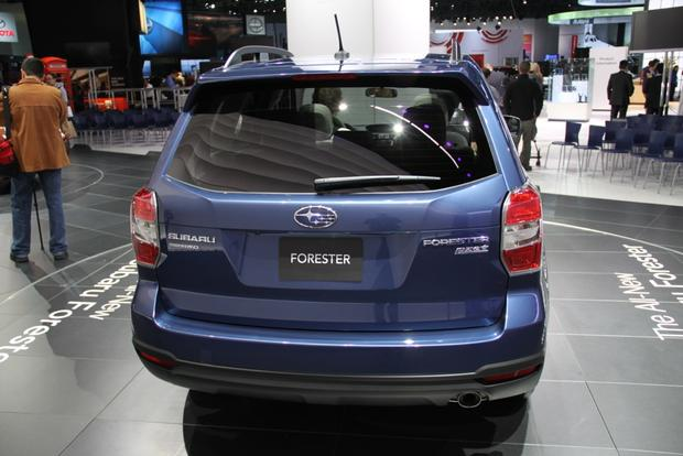 2014 Subaru Forester: LA Auto Show featured image large thumb4