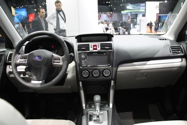 2014 Subaru Forester: LA Auto Show featured image large thumb6