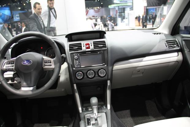 2014 Subaru Forester: LA Auto Show featured image large thumb7
