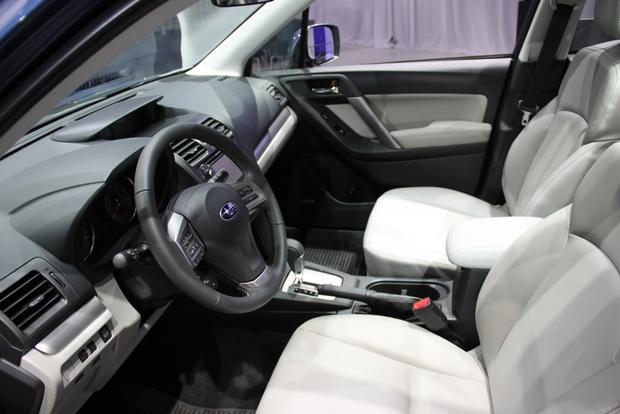 2014 Subaru Forester: LA Auto Show featured image large thumb9