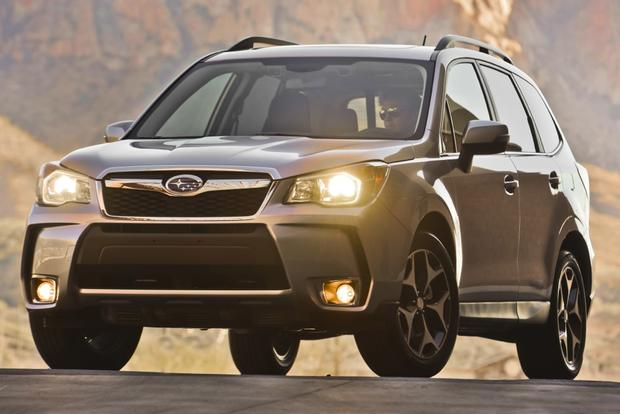 2014 Subaru Forester vs 2014 Subaru Outback What 39 s the Difference