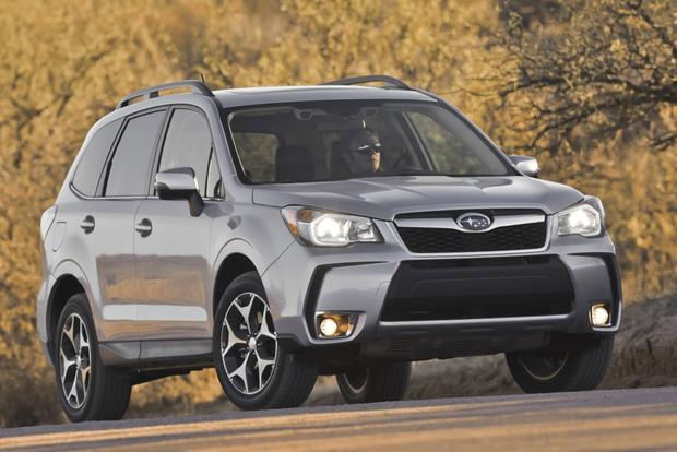 2014 Subaru Forester: New Car Review featured image large thumb1