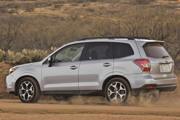 2014 Subaru Forester: New Car Review featured image large thumb2