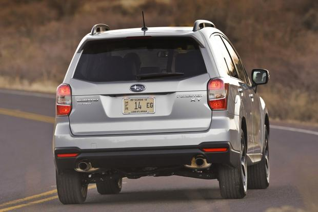 2014 Subaru Forester: New Car Review featured image large thumb3