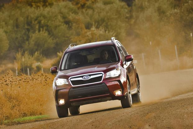 2014 Subaru Forester: New Car Review featured image large thumb5