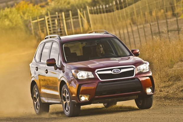 2014 Subaru Forester: New Car Review featured image large thumb6