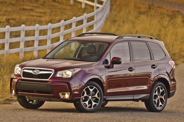 2014 Subaru Forester: New Car Review featured image large thumb7