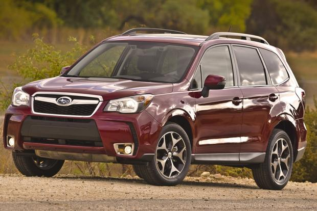 2014 Subaru Forester: New vs. Old