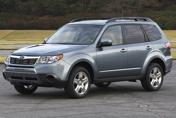 2014 Subaru Forester: New vs Old featured image large thumb1