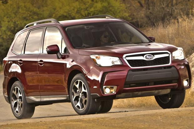 2014 Subaru Forester: New vs. Old featured image large thumb2