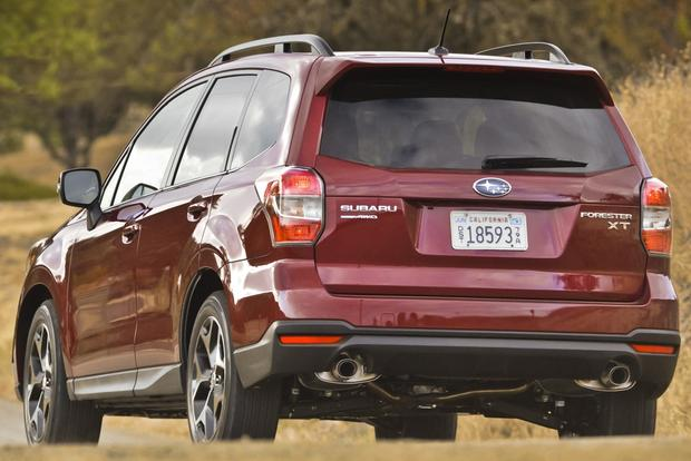 2014 Subaru Forester: New vs. Old featured image large thumb4