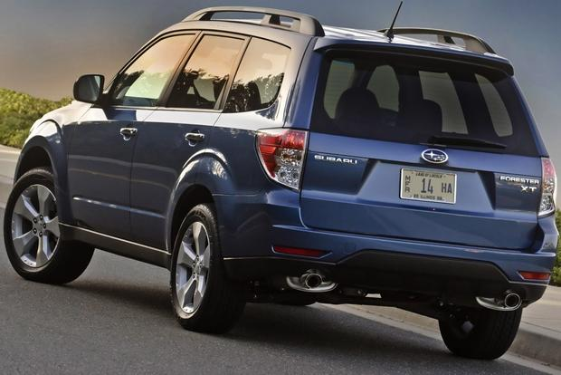 2014 Subaru Forester: New vs Old featured image large thumb5
