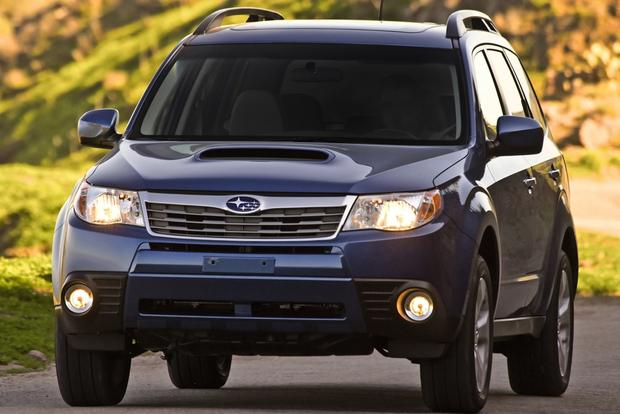 2014 Subaru Forester: New vs Old featured image large thumb7