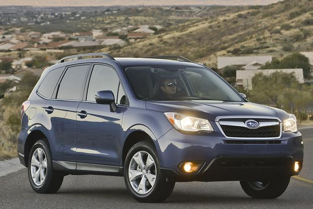 2015 Subaru Forester vs. 2015 Nissan Rogue: Which Is Better? featured image large thumb11
