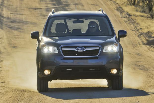 2015 Subaru Forester vs. 2015 Nissan Rogue: Which Is Better? featured image large thumb1