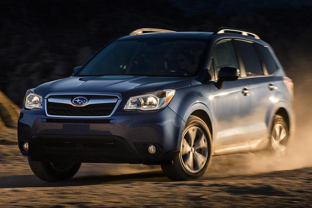 2015 Subaru Forester vs. 2015 Nissan Rogue: Which Is Better? featured image large thumb7