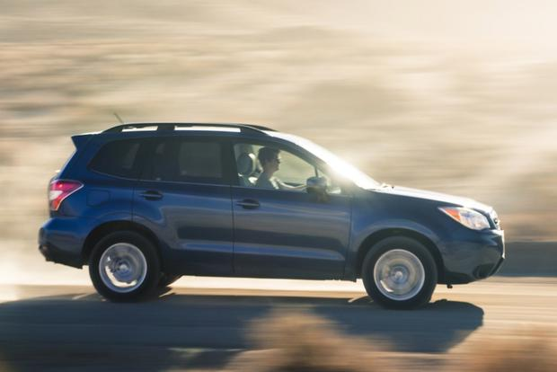 2015 Subaru Forester: New Car Review featured image large thumb2