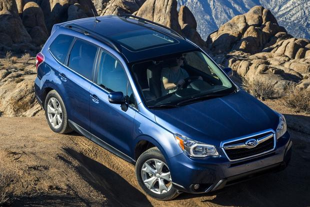 2015 Subaru Forester: New Car Review - Autotrader