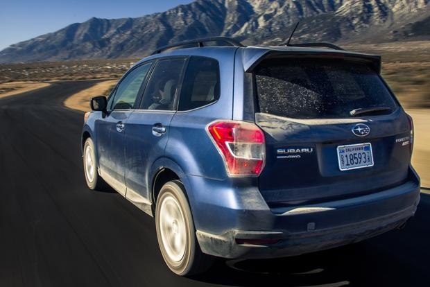 2015 Subaru Forester: New Car Review featured image large thumb4