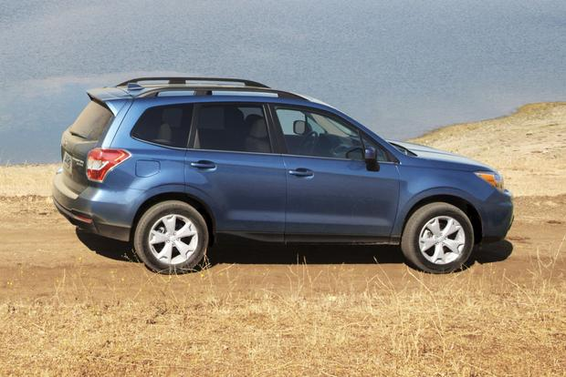 2016 Jeep Cherokee vs. 2016 Subaru Forester: Which Is Better? featured image large thumb6