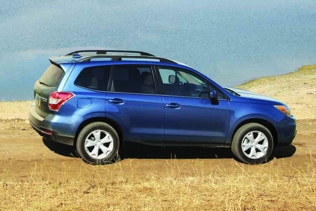 2016 Subaru Forester: New Car Review featured image large thumb3