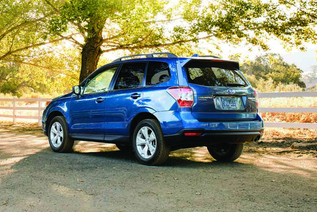 2016 Subaru Forester New Car Review Featured Image Large Thumb4