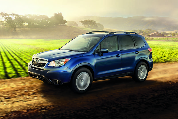 2016 Subaru Forester: New Car Review