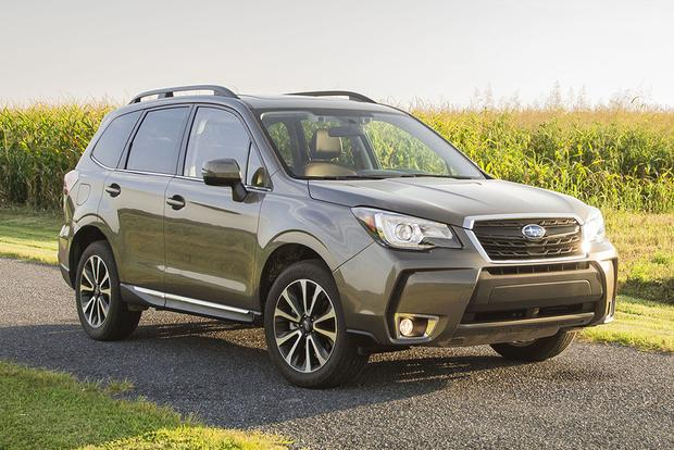 2017 Subaru Forester Limited Price >> 2017 Subaru Forester New Car Review Autotrader