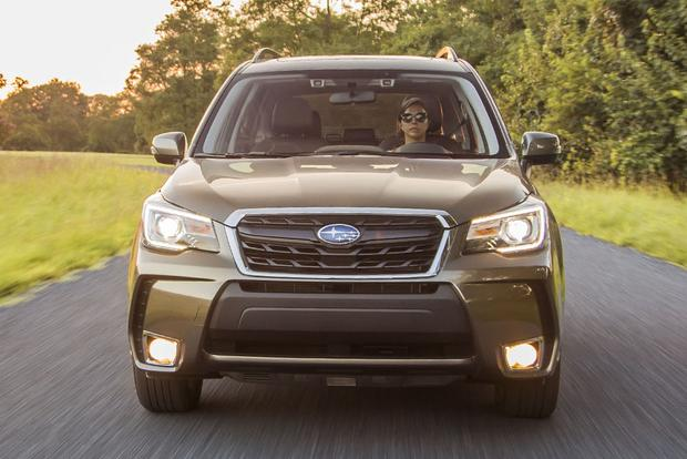 2018 Subaru Forester: New Car Review featured image large thumb2