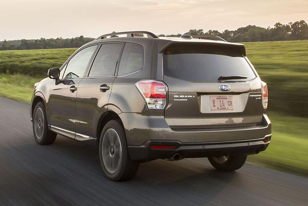 2018 Subaru Forester: New Car Review featured image large thumb3