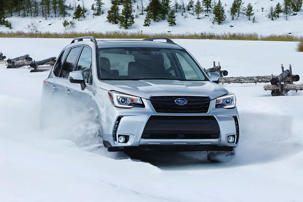 2018 Subaru Forester: New Car Review featured image large thumb0