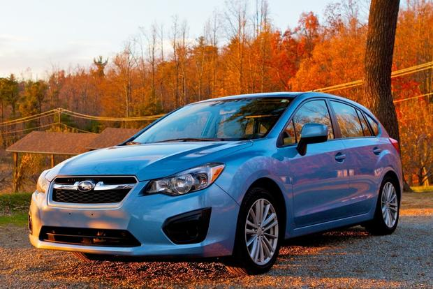 2012 Subaru Impreza: Growing Pains featured image large thumb0