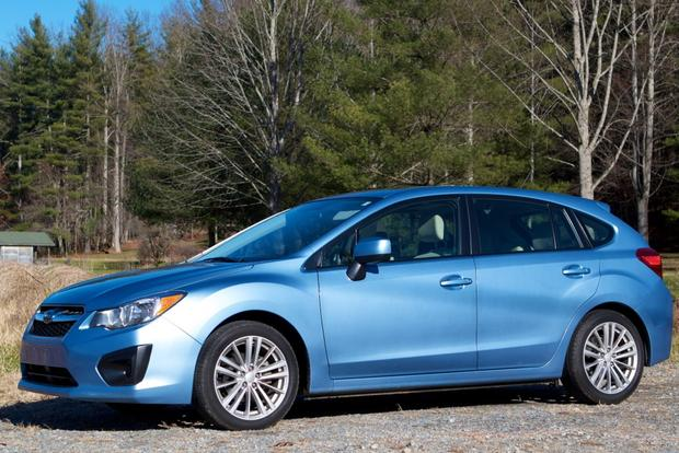 2012 Subaru Impreza: North Carolina Mountains featured image large thumb4