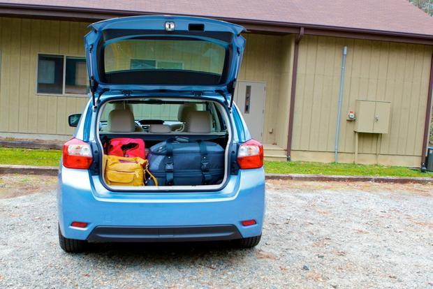 2012 Subaru Impreza: Cargo Capacity featured image large thumb0