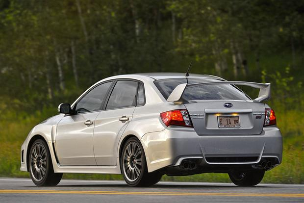 2012 Subaru WRX: Used Car Review featured image large thumb3